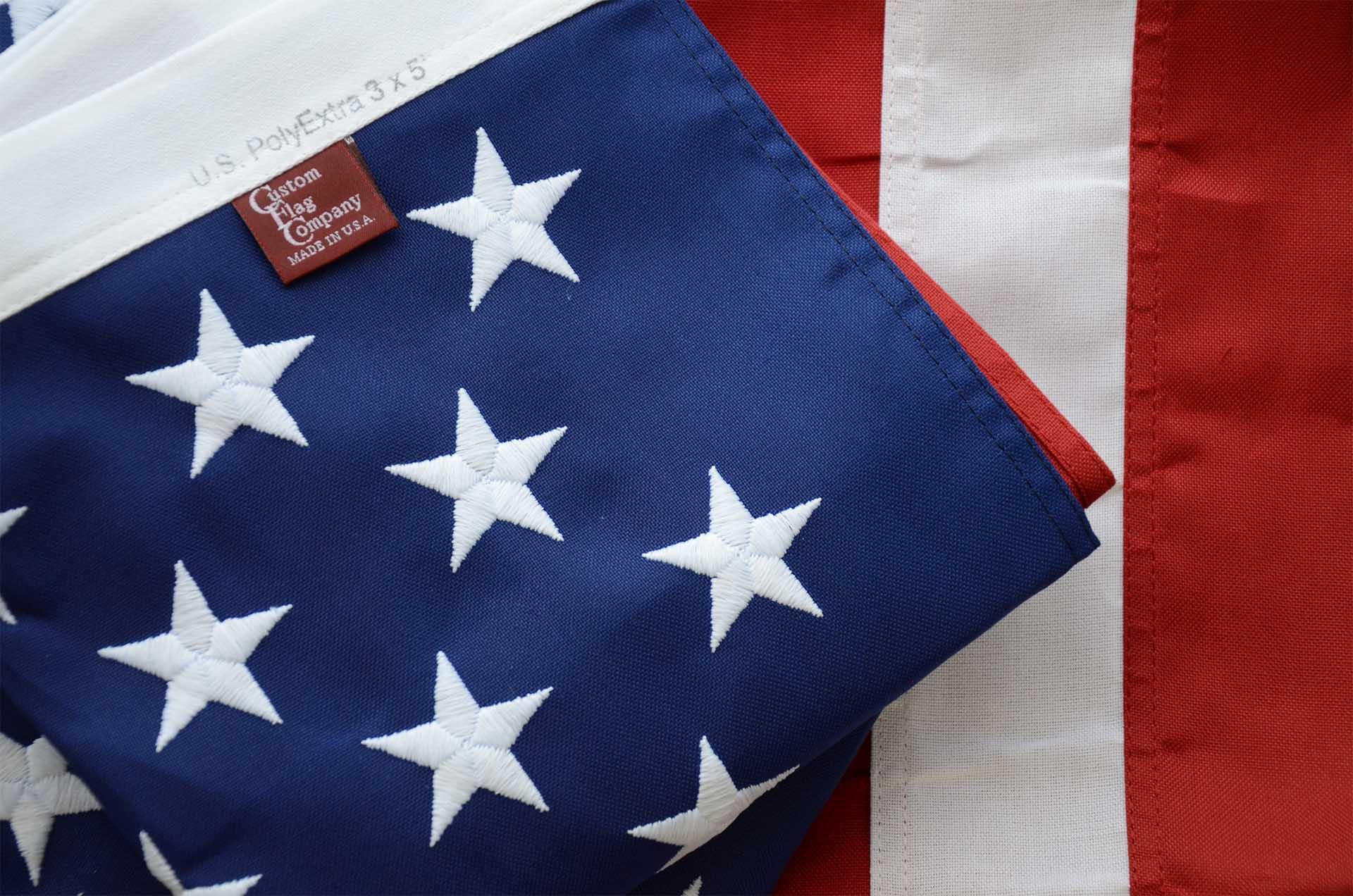 Custom Flag Company United States Flag