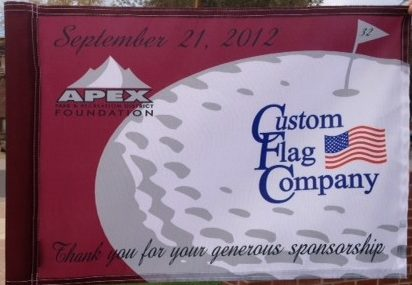 CFC apex golf tournament sponsor