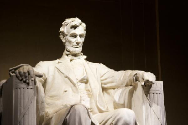 National Freedom Day - Lincoln monument