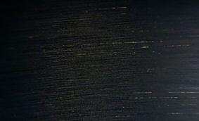 black anodized flagpole