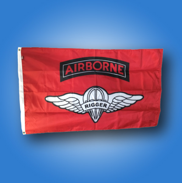 Custom Flag of the week: Airborne 503