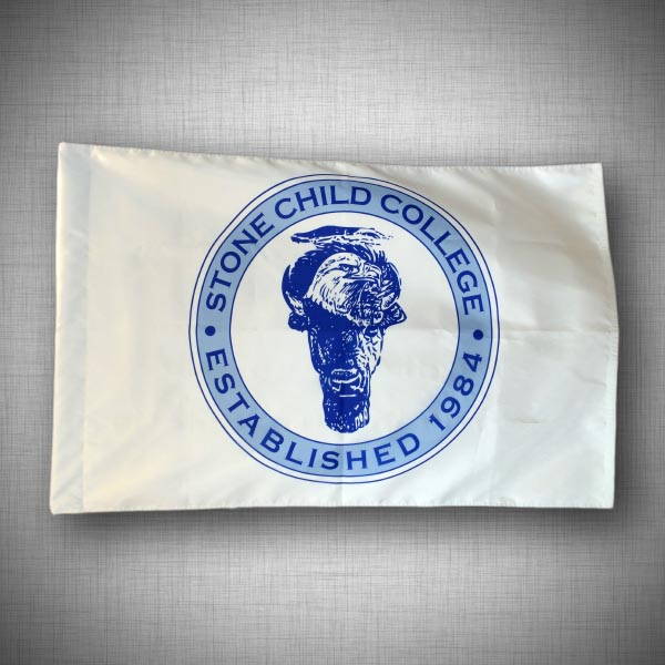 Custom Flag Company Stone Child College