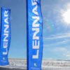 Custom Flag Company Lennar Custom Feather Flags 2