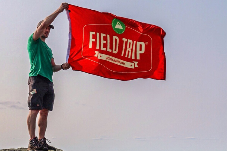 Field Trip Custom Flag made by Custom Flag Co, Westminster, CO