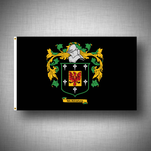 Custom Flag Company Family Crest Custom Flag