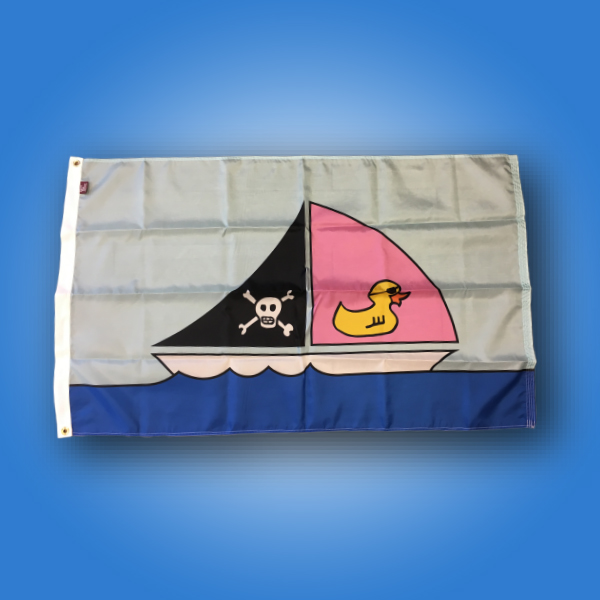 Custom Flag Company Duck Flag
