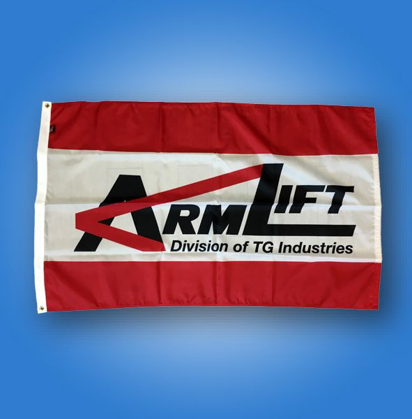 Custom Flag Company Corporate Flag