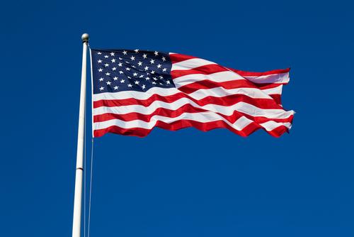 US Flag 50 stars