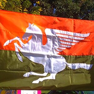 Custom Made Flags & Custom Flag Printing - Custom Double