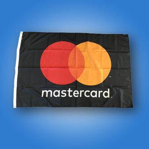 Custom Flag Company Mastercard Flag