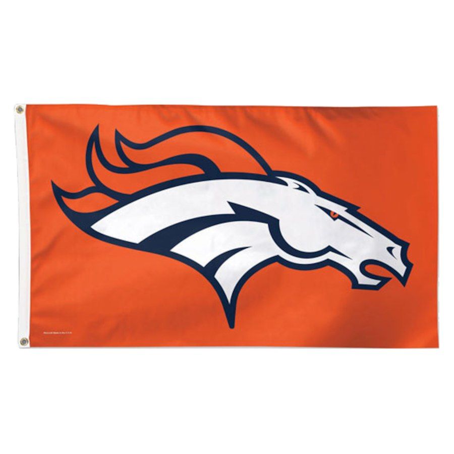 Custom Flag Company Denver Bronco Flag