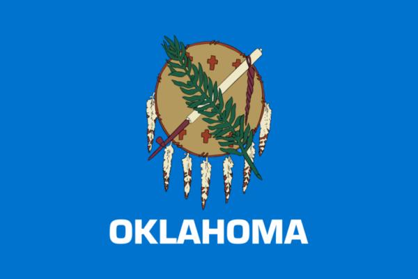 Custom Flag Company State of Oklahoma Flag