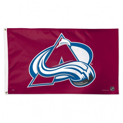 Custom Flag Company Colorado Avalanche Flag