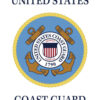 Custom Flag Company US Coast Guard Garden Flag