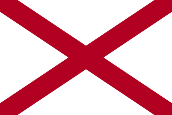 Custom Flag Company State of Alabama Flag