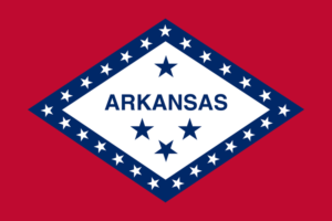 Custom Flag Company State of Arkansas Flag