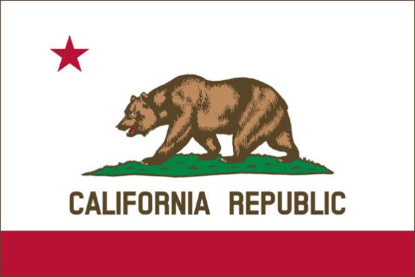 Custom Flag Company State of California Flag