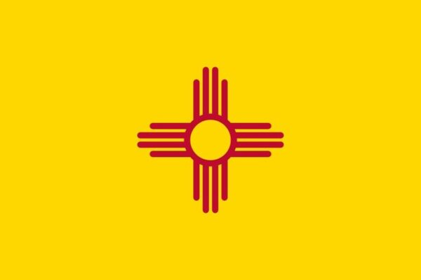 Custom Flag Company State of New Mexico Flag