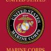 Custom Flag Company US Marine Corps Garden Flag