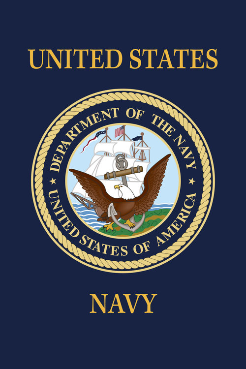 Custom Flag Company US Navy Garden Flag