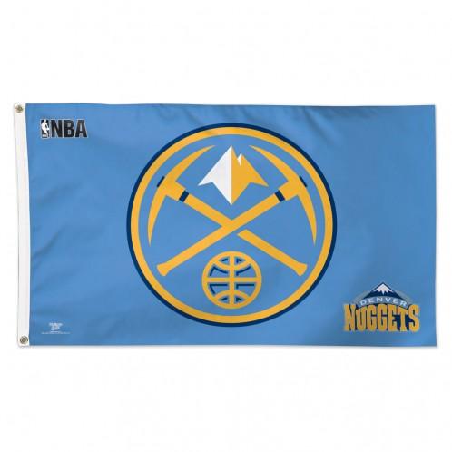 Custom Flag Company Denver Nuggets Flag Old Design