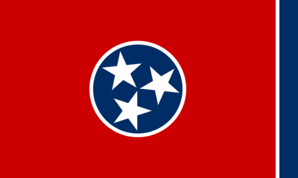 Custom Flag Company State of Tennessee Flag