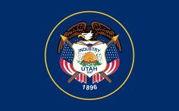 Custom Flag Company State of Utah Flag