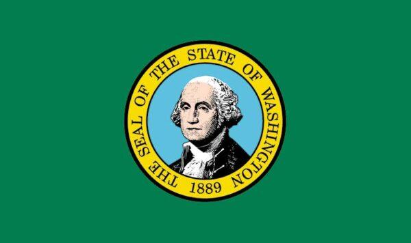 Custom Flag Company State of Washington Flag