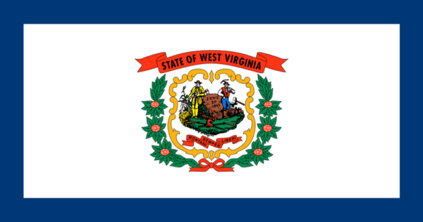 Custom Flag Company State of West Virginia Flag