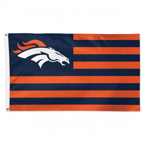 Custom Flag Company Denver Broncos Flag US
