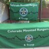 Rangers Table Cover & Flag