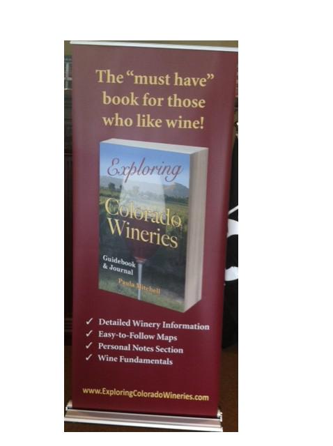 Retractable Banner Wine 1
