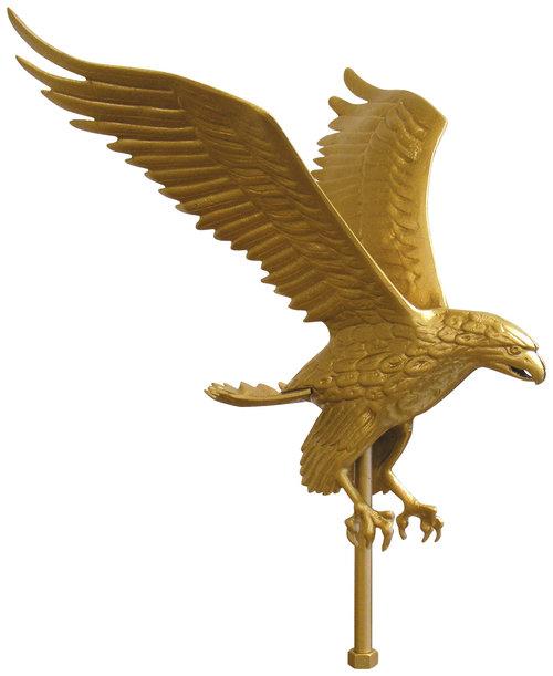 ornament-aluminum-eagle-e16-gold