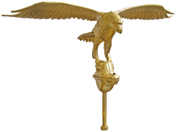 ornament-aluminum-eagle-e24-gold