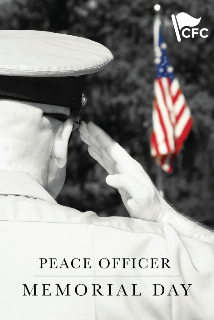 peace officer memorial day