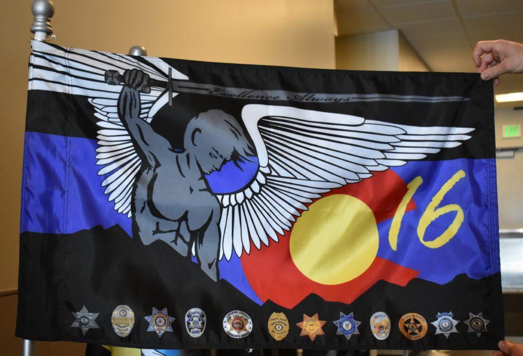 Adams County Sheriff Class 16