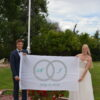 Wedding Flag