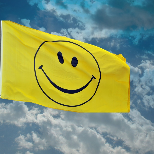 Smiley Flag