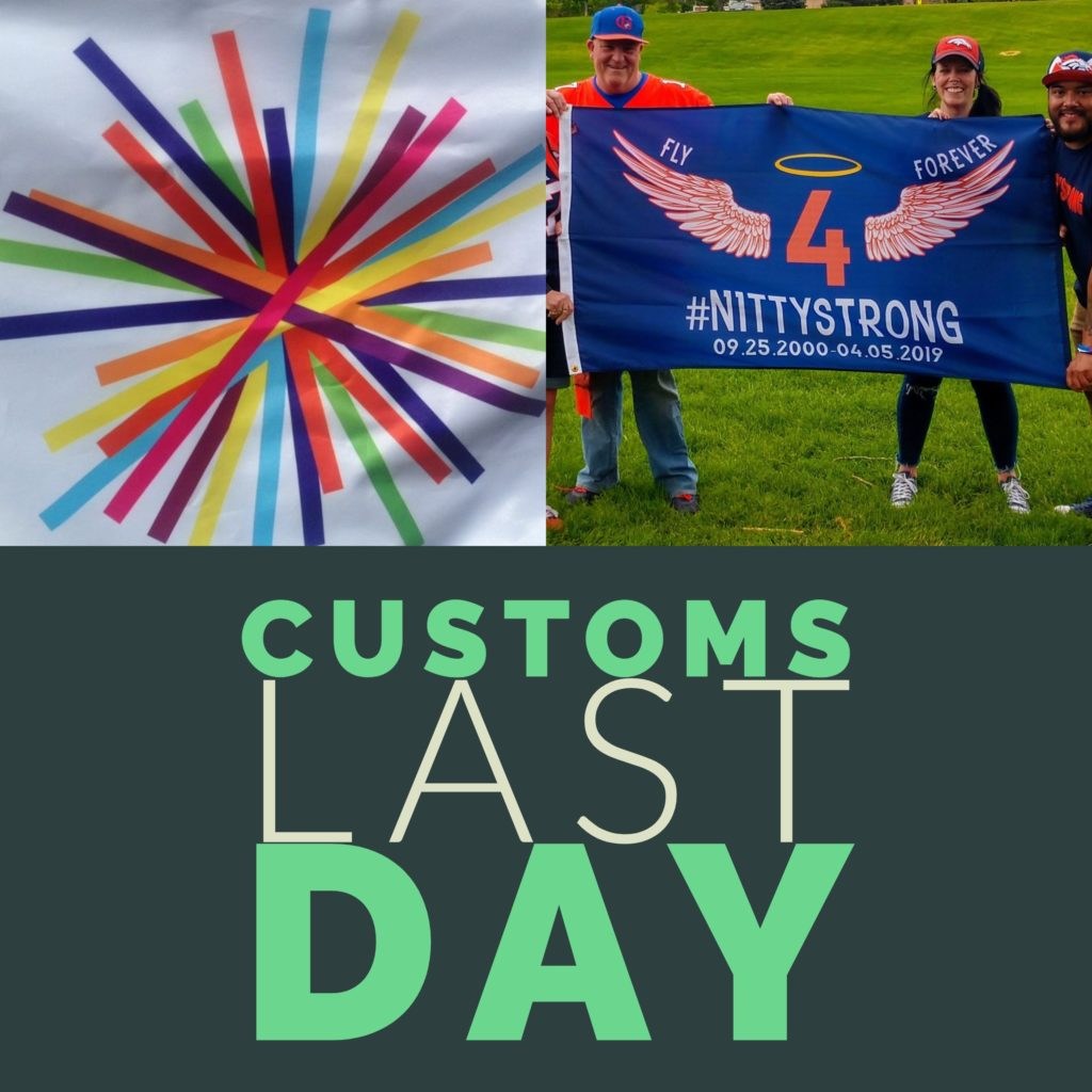 Customs last day to get before christmas, Last Day to Order Custom Flags