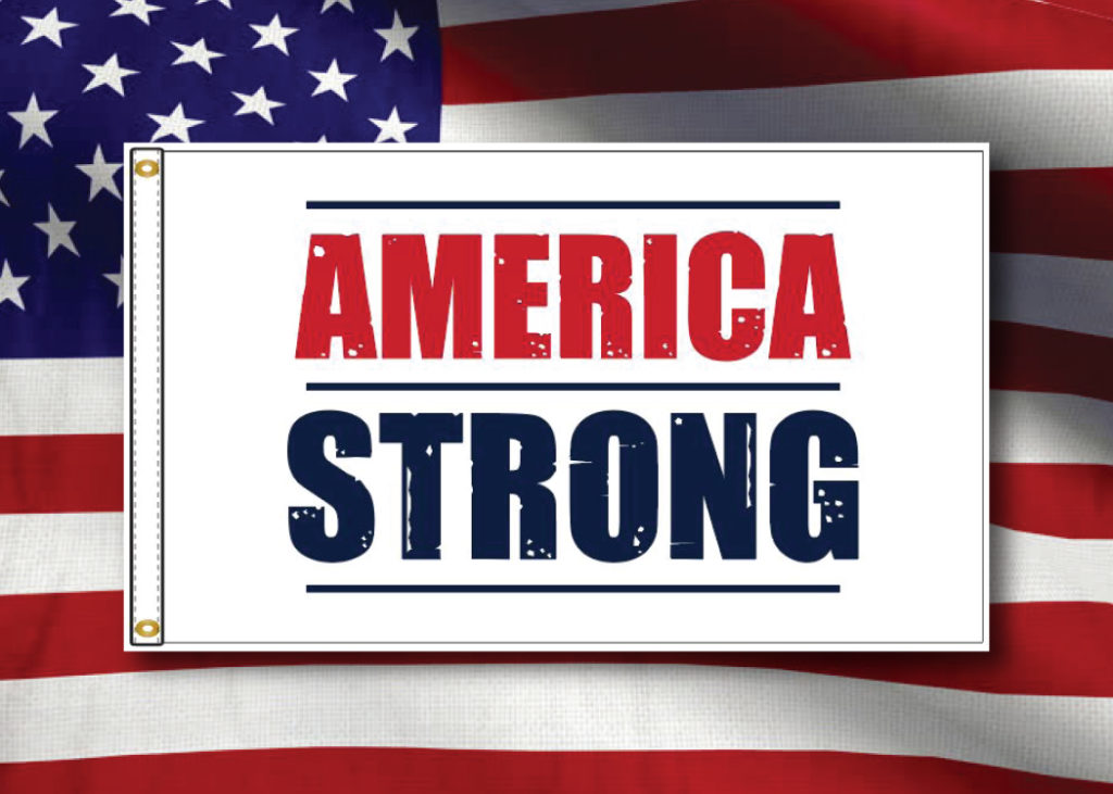 America Strog
