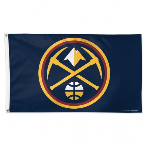 Denver Nuggets Flag Current