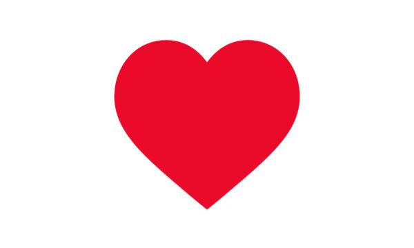 Nurse Heart Flag