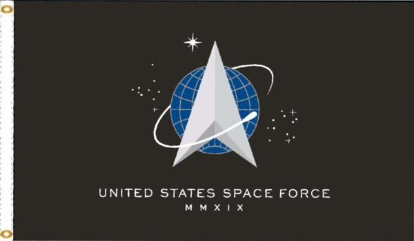 United States Space Force Flag