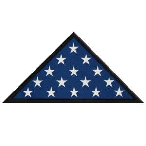 3x5 Memorial flag case