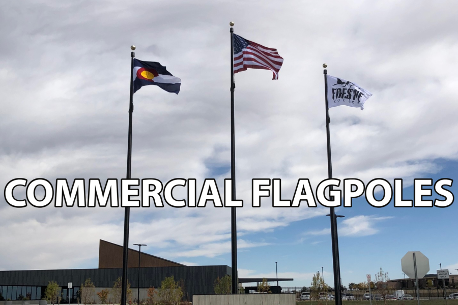 Commercial Flagpoles