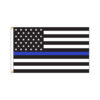 American Thin Blue Line Flag