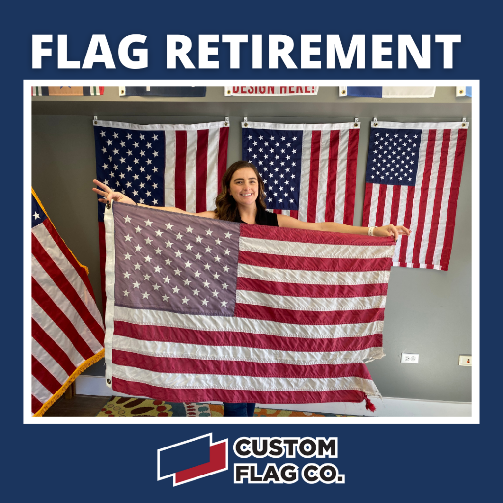 When is it time to Retire a Flag?