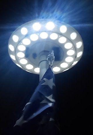 Solar Down light 32 LED