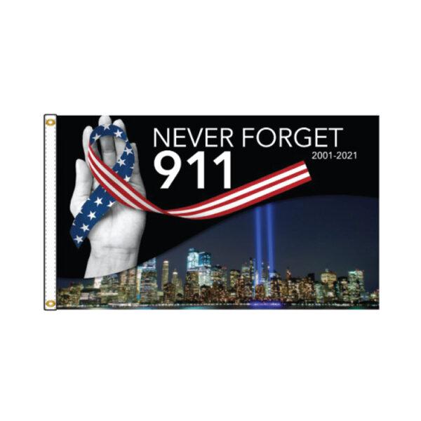 9-11 Twenty Years Later New York City