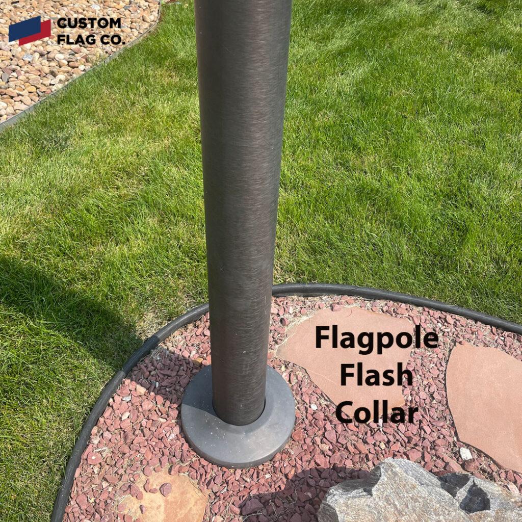 Flagpole Flash Collar
